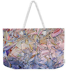 Fragmented Sea - Square Weekender Tote Bag