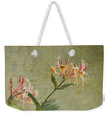 Fragrance Weekender Tote Bag by Liz  Alderdice