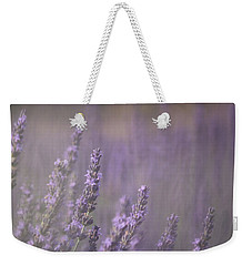 Weekender Tote Bag featuring the photograph Fragrance by Lynn Sprowl