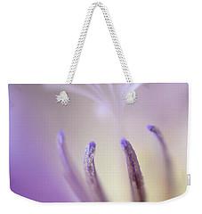 Fragrant Freesia  Weekender Tote Bag