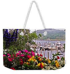 Fragrant Marina Weekender Tote Bag