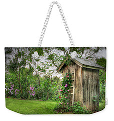 Fragrant Outhouse Weekender Tote Bag