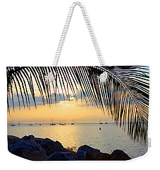 Framed By Fronds Weekender Tote Bag