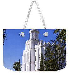 Framed House Weekender Tote Bag by Chad Dutson