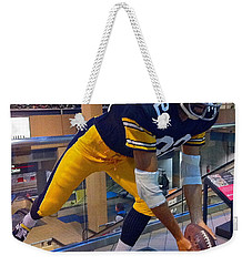 Franco's Immaculate Reception Weekender Tote Bag