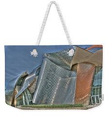 Frank Gehry At Case Western U Weekender Tote Bag