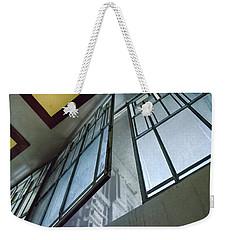 Frank Lloyd Wright's Open Window Weekender Tote Bag