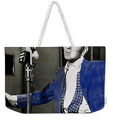Frank Sinatra - Old Blue Eyes Weekender Tote Bag