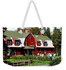 Franklin D. Roosevelt Cottage Campobello Nb Weekender Tote Bag