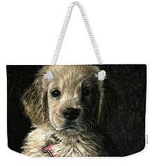 Freckles Weekender Tote Bag by Sandra LaFaut