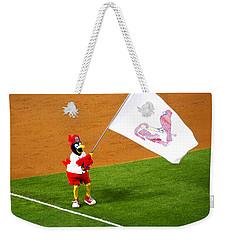 Fredbird Celebrates A Win Weekender Tote Bag