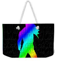 Freddie Mercury 2 Weekender Tote Bag