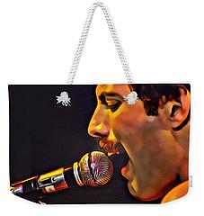 Freddie Mercury Series 2 Weekender Tote Bag