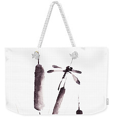 Free As The Dragonflies Weekender Tote Bag