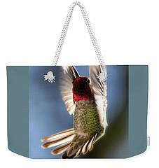 Free Falling Weekender Tote Bag by Melanie Lankford Photography