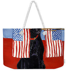 Free To Be Weekender Tote Bag