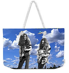 Freebirds Flying High Weekender Tote Bag