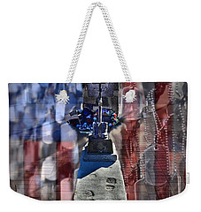 Freedom Ain't Free Weekender Tote Bag by DJ Florek