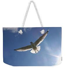 Freedom Flight Weekender Tote Bag by Jackie Mueller-Jones