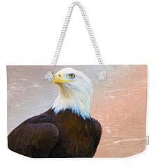 Freedom Flyer Weekender Tote Bag