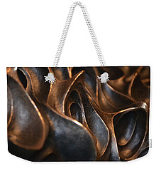 Freeform Metal  Weekender Tote Bag