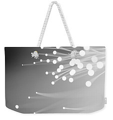 Weekender Tote Bag featuring the photograph Freewill by Dazzle Zazz