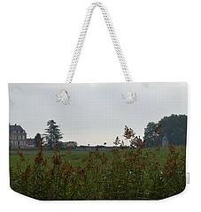 French Chateau Weekender Tote Bag