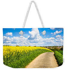 French Countryside Weekender Tote Bag