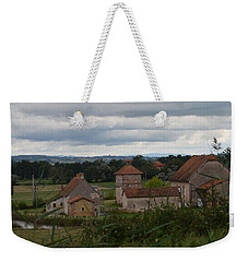 French Farm House Weekender Tote Bag