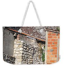 French Farm Wall Weekender Tote Bag