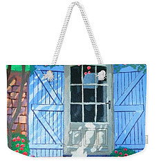 French Farm Yard Weekender Tote Bag
