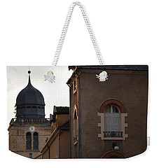 French Living Weekender Tote Bag