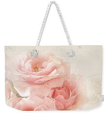 French Papers L Weekender Tote Bag