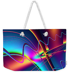 Frequency Weekender Tote Bag