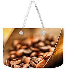 Fresh Coffee Weekender Tote Bag