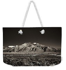 Fresh Snow Weekender Tote Bag