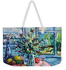 Fresh Spring Weekender Tote Bag