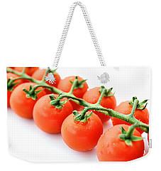 Fresh Tomatoes Weekender Tote Bag by Chevy Fleet
