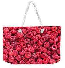 Freshly Picked Weekender Tote Bag by Delphimages Photo Creations