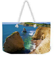 Freshwater Bay Weekender Tote Bag by Ron Harpham