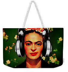 Frida Jams Weekender Tote Bag