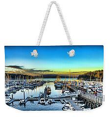 Friday Harbor Weekender Tote Bag