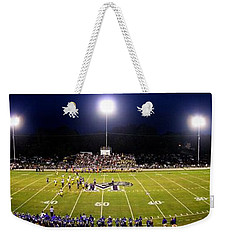 Friday Night Lights Weekender Tote Bag