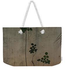 Friendless Rose Bush Weekender Tote Bag
