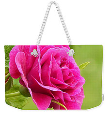 Friendship Rose Weekender Tote Bag