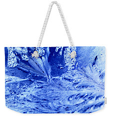 Weekender Tote Bag featuring the digital art Frocean by Richard Thomas