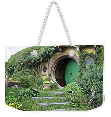 Frodo Baggins Lives Here Weekender Tote Bag