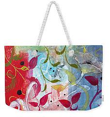 Frolic Weekender Tote Bag by Robin Maria Pedrero