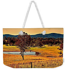 From A Distance Weekender Tote Bag by Wallaroo Images