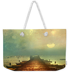 From The Moon To The Mist Weekender Tote Bag